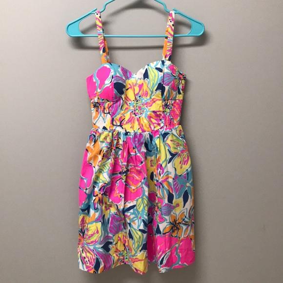 b293d725587246 Lilly Pulitzer Dresses   Christine Dress Besame Mucho   Poshmark